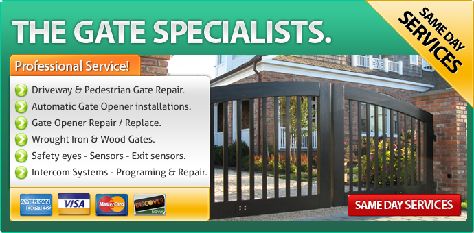 Gate repair Fort Collins CO